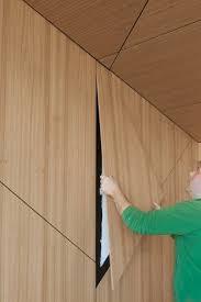 titus tekform plywood wall paneling