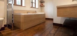 choose wood flooring for bathrooms