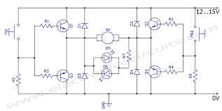 dc motor controller circuit diagram ireleast info dc motor controller circuit diagram the wiring diagram wiring circuit