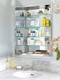 Install A Medicine Cabinet Better Homes Gardens Gorgeous Inset Bathroom Cabinets Interior