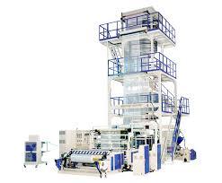 A B A Or A B C Blown Film Lines Ye I Machinery Factory Co