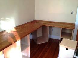 build your own corner desk build your own desk design ideas white stain  wooden corner desk . build your own corner desk ...