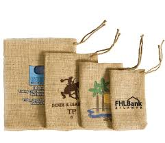 Small burlap bags Mini Mnc Bags These Rustic Burlap Promotional Gifts Are Natural Hit