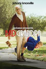 Bad Grandpa Vending Machine Enchanting Jackass Presents Bad Grandpa On ITunes