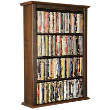 wall mounted dvd storage ideas you had