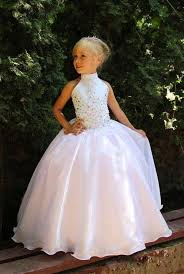 first communion dresses for girl bridesmaid wedding party kids
