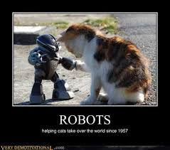 Demotivational Posters Robots Sayings Quotes Funny
