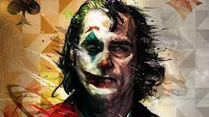 Joker Abstract HD Live Wallpaper
