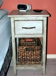 narrow bedside table together with narrow bedside table tall narrow bedside table clearance space saving bedside