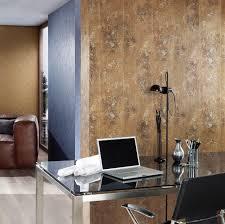 Vlies Tapete Beton Optik Stein Wand Struktur Gold Braun Ocker Wand Beton Optik