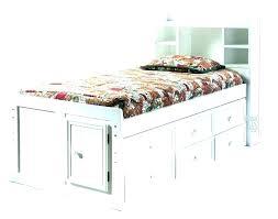 white platform bed frame – superrecargas.co