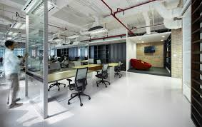 flexible office. Because The Office Is Always Buzzing With Both Clients And Potential Clients, It Was Important To \u201cinstantly Convey Bates 141 Brand Qualities, Flexible