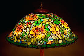 tiffany lamp shade. Dale Tiffany Lamp Shade Stained Glass Lampshade Pattern Books Patterns Odyssey T