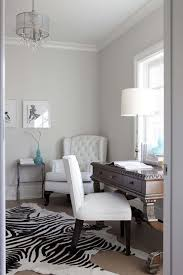 office interior wall colors gorgeous. Milton Development: Gorgeous Home Office With Silver Gray Paint Color And Crown Moldings. Vintage . Interior Wall Colors E