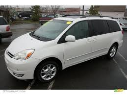 2005 Natural White Toyota Sienna XLE Limited AWD #47906040 ...