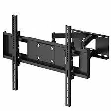 flat screen tv mount. Fine Mount 1home 3070u0026quot TV Bracket Cantilever Double Arm Tilt Swilvel Wall Mount  For Inch To Flat Screen Tv M