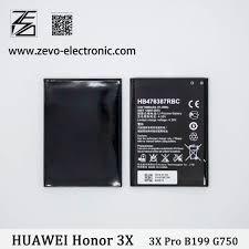 Hb476387rbc Huawei Honor 3X PRO 3000mAh ...