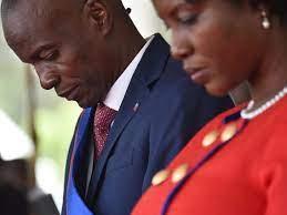 Haiti: Wife of Assassinated President ...