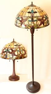 tiffany floor lamps for stained glass replacement lamp shades with regard to astounding tiffany style