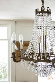 wrapping chandelier bulbs for cleaning