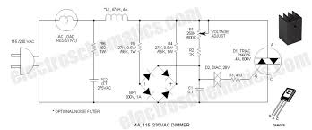 power electronics what is the rectifier s role in this ac dimmer enter image description here