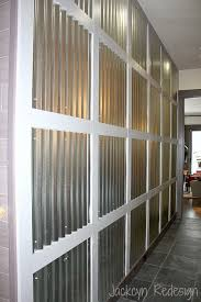 marvelous corrugated metal walls dream home a study in squares and rectangles how awesome is this wall interior