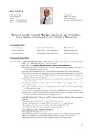 Scientific Resume Template Cosy Postdoctoral Researcher Resume With Cover Letter Postdoctoral 4