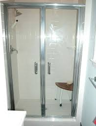 wonderful shower door replacement glass large size of door replacement parts glass rollers shower door glass