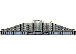 Управление процессом реконструкции гостинично торгового комплекса  Управление процессом реконструкции гостинично торгового комплекса с целью повышения его доходности в г Москва