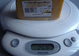 Контрольные весы проверяем супермаркеты на честность НашКиев ua 268 грамм Рамзеса
