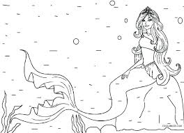 Barbie Coloring Pages For Kids Barbie Fashion Coloring Pages