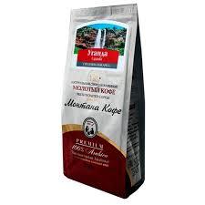 <b>Кофе молотый</b> Montana <b>Уганда</b> — купить по выгодной цене на ...
