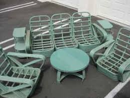 painting rattan furnitureCan Rattan Furniture Be Stripped of Ugly Paint Jobs  Tiki Central