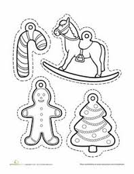 Small Picture Christmas ornament coloring page for adults and grown ups Hand