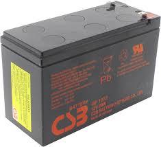Аккумуляторная <b>батарея CSB GP1272</b> (<b>28W</b>)