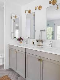 Cheap Ways To Freshen Up Your Bathroom Countertop Hgtv