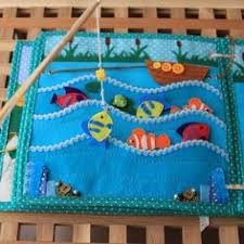boat that moves side to side waves magnetic fish fishing pole lots to do on find this pin and more on quiet books