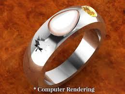 elk ivory rings