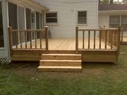 Models Simple Wood Patio Designs Deck Ideas Cedar I With Beautiful Design