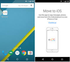 how to transfer contacts from android