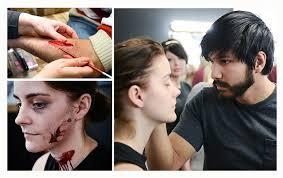 special fx trauma moulage work