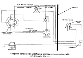 chrysler ignition coil wiring diagram chrysler discover your dave s place chrysler electronic ignition system test chrysler ignition coil wiring diagram