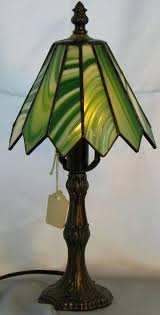 antique stained glass lamp shades for