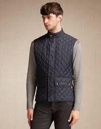belstaff the waistcoat belstaff jackets uk outerwear mens gilets dark navy belstaff jackets