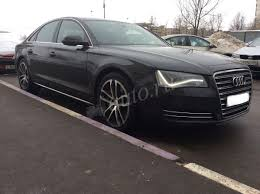 2010 Audi A8 iii (d4) – pictures, information and specs - Auto ...