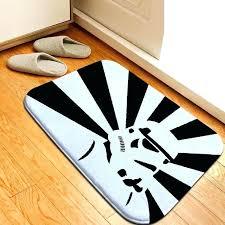 custom bath rug custom bath rug custom bath mat star wars printed floor mat toilet carpet custom bath rug