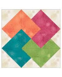 Card Trick Quilt Pattern Beauteous Block 48 Card Trick Pattern Download AccuQuilt