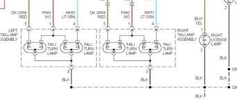 1992 dodge dakota tail light wiring diagram wiring diagram Dodge Ram Tail Light Wiring Diagram 1992 dodge d250 tail lights wiring diagram dodge ram tail light wiring diagram 2006
