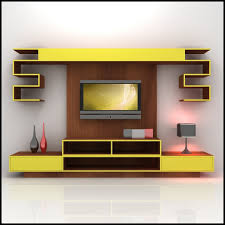 Lcd Tv Furniture For Living Room Interior Design Of Tv Unit Small Living Room Furniture Ideas