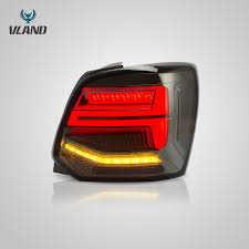 Lights For Led Tail Lights For Volkswagen Vw Polo 2011 2017